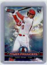 New Listing2018 Bowman'S Best Shohi Ohtani Power Producers Refractor