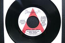 "7"" Howard Wales & Jerry Garcia - South Side Strut/ Uncle Martin's - US Douglas"