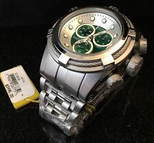 @New Invicta Reserve 52mm Bolt Zeus Quartz Chronograph 21806 Stainless Bracelet