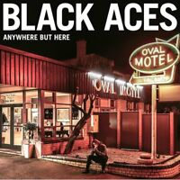 BLACK ACES - ANYWHERE BUT HERE   VINYL LP NEW!