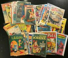Huge Lot of 67 Silver / Bronze Age Comic Books - 10 cents and up! Eclectic!