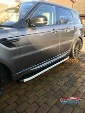 Range Rover Sport 2013+ MARCHEPIEDS EN ALUMINIUM Marche-Pieds - BARRES LATÉRALES