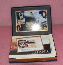Titanic VHS Collector's Special Limited Edition Collection Complete Set in Box.