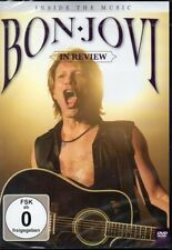 Bon Jovi - In Review - Inside The Music - DVD - New & Sealed