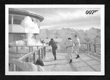2016 James Bond Classics On Her Majestys Secret Service Throwback Set Card #50