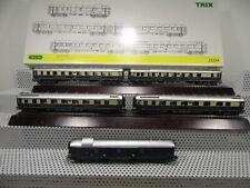 """Trix H0 21214 Personenwagen-Set """"Rheingold"""" Fernschnellzugwagen DRG in OVP"""