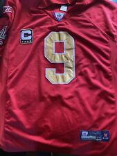 Red drew brees jersey