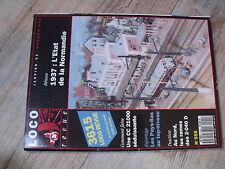 $$g Loco-Revue N°555 1937 CF Normandie  CC 21000  CF Pays-Bas  2-040 D