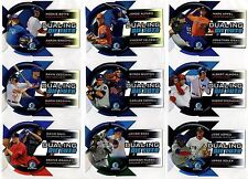 2014 Bowman Chrome  Dual-ing Die Cuts Refractor Insert You Pick Your Player