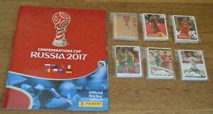 Panini Confederations Cup 2017 Russia Sticker Nr. 1 - 141 aussuchen