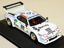 Quartzo 1/43 Scale Q3046 BMW M1 Ecole Des Cadres Le Mans 1984 Diecast Model Car