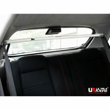 Adjustable for Honda Civic EK9 2Door C Pillar Bar Ultra Racing Rear Upper Brace
