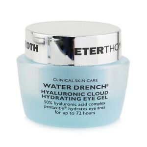 NEW Peter Thomas Roth Water Drench Hyaluronic Cloud Hydrating Eye Gel 15ml