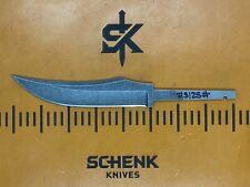 Buffalo Hunter Warzone 1095 High Carbon Steel Knife Blade Blank Billet #3125#