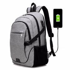 Men Laptop Backpack Travel Large School Work Bag Teen Jansport With USB Charge