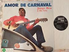 LP-JORGE BEN -- Amor De Carnaval-- Vedette Records  VDS 211 Italy