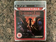 Resident Evil Operation Raccoon City Boxed & Complete PS3