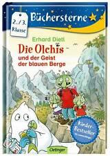 Das Olchis und der Geist der blauen Berge 2./3. Klasse + BONUS