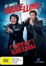 Get Smart's Bruce and Lloyd Out of Control - DVD ss Region 4 Good Condition