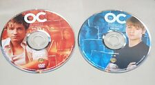 Replacement discs The OC Season 1, 2, 3 - Disc 1 2 3 4 5 6 7  One Two Three Four