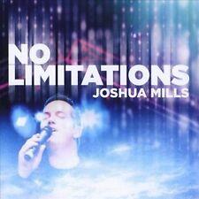 Joshua Mills-No Limitations CD NEW