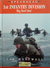 """Spearhead -1st Infantry Division """"Big Red One"""" Ian Westwell (Military Book Club)"""