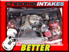 CF RED 1992 1993-1995 BMW 318 i is ti 318i 1.8L AIR INTAKE FILTER ADAPTER KIT