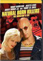 Natural Born Killers (DVD, 2009, Director's Cut)