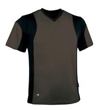taglie M-XXL JCB essenziale Felpa Pullover Maglia Maglione Workwear nero