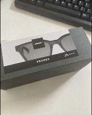 Brand New Sealed BOSE Frames Alto Audio Sunglasses - Black