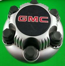 GMC  CENTER CAP # 15067578. 15067580 SILVER  WHEELS  CENTER CAP