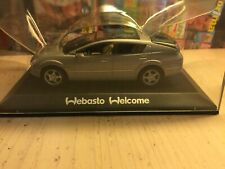 COLLECTION 1:43 CONCEPT CARS WEBBATO WELCOME