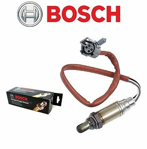 Bosch Oxygen Sensor Upstream For Jeep TJ (L6; 4.0L) 1997-1999