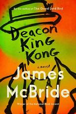 Deacon King Kong a Novel by James McBride Hardcover March 3 2020