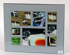 4x große Bilderrahmen 25 x 41cm Galerie mit Passepartout für Fotogrössen 10x15cm