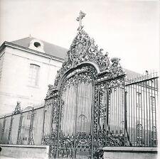TROYES c. 1950 - Grille de l'Hôpital  Aube - DIV 5094