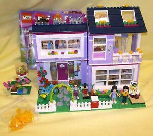 LEGO FRIENDS EMMA'S HOUSE 41095