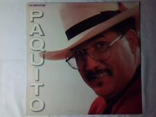 PAQUITO D'RIVERA Celebration lp USA CHICK COREA