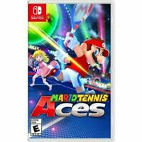 MARIO TENNIS ACES NINTENDO SWITCH  BRAND NEW SEALED