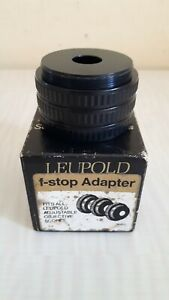 LEUPOLD Scope Accessories -  f - stop Adapter / UESD