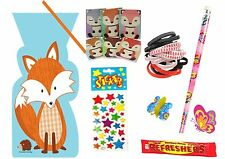WOODLAND ANIMALS / FOX GIRLS PRE FILLED PARTY BAG