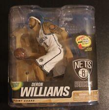 McFarlane NBA Series 22 Deron Williams #8 Action Figure