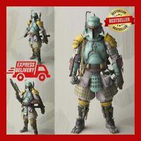 7'' Ronin Samurai Boba Fett Action Figure Toy Star Wars Meisho Realization New