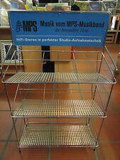 MPS / SABA Display, Aufsteller, Regal für Tonbänder Musikband Tonband selten!