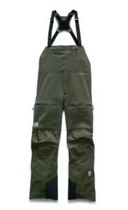 Men's The North Face Summit Series L5 Futurelight Full Zip Bib Pants New