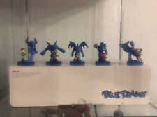 BLUE DRAGON LIMITED EDITION FIGURES & FACEPLATE (NO GAME) XBOX 360