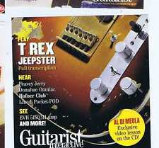 T REX Guitarist CD GIT293 2007