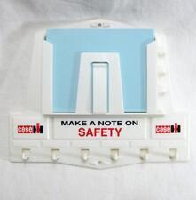 Vintage Case IH International Harvester Note Center Wall Mount Paper Key Rack