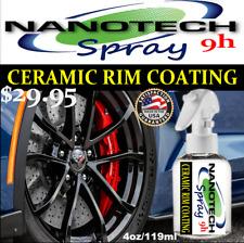 CAR COATING CERAMIC CLEAR COAT SELF-CLEANING DIRT RESISTANT RIM PROTECTION GLOSS
