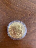 2020 1 oz Gold American Buffalo $50 Coin GEM BU